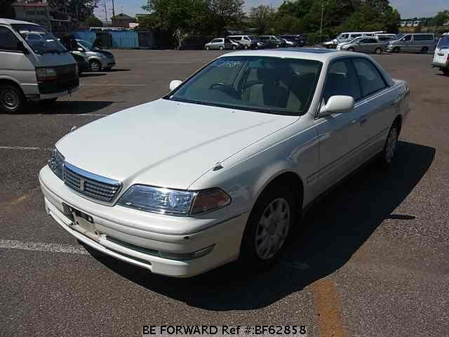Used 1998 TOYOTA MARK II BF62858 for Sale