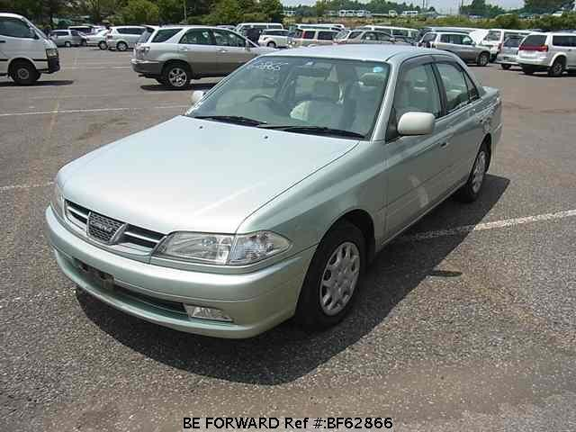 Used 1999 TOYOTA CARINA BF62866 for Sale