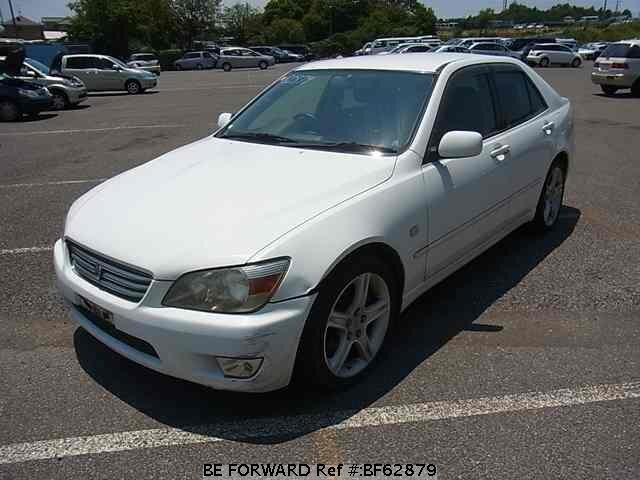 Used 1999 TOYOTA ALTEZZA BF62879 for Sale