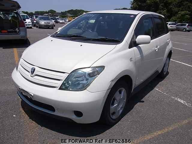 Used 2003 TOYOTA IST BF62886 for Sale