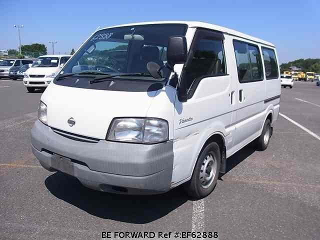 Used 2002 NISSAN VANETTE VAN BF62888 for Sale