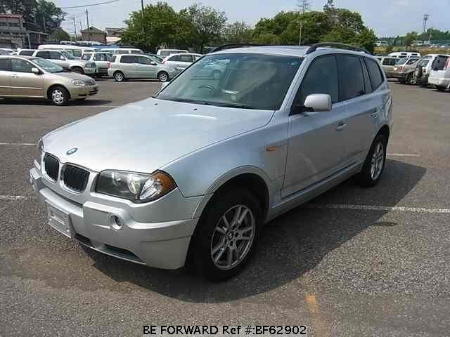 used 2004 bmw x3 2 5i gh pa25 for sale bf62902 be forward. Black Bedroom Furniture Sets. Home Design Ideas