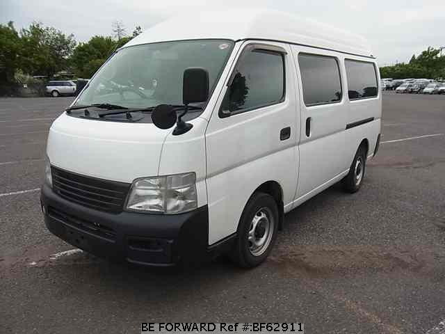 Used 2001 NISSAN CARAVAN VAN BF62911 for Sale