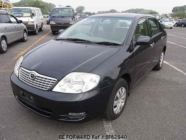 Used 2003 TOYOTA COROLLA SEDAN BF62940 for Sale