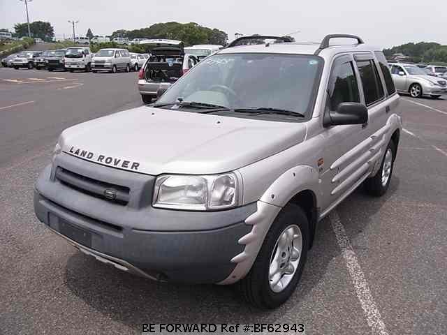 Used 2001 LAND ROVER FREELANDER BF62943 for Sale