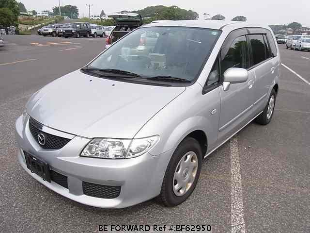 Used 2003 MAZDA PREMACY BF62950 for Sale