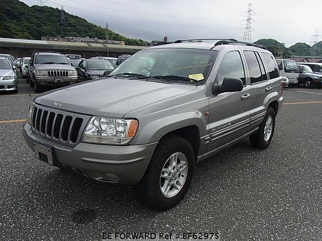 Used 2000 JEEP GRAND CHEROKEE BF62975 for Sale