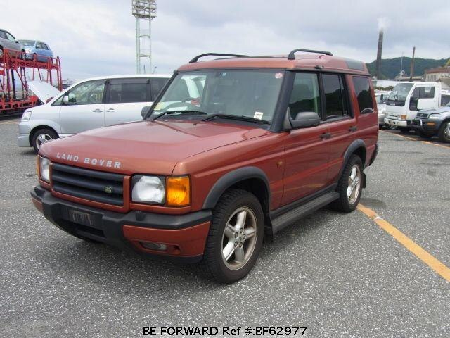 Used 2000 LAND ROVER DISCOVERY BF62977 for Sale
