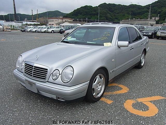 Used 1996 MERCEDES-BENZ E-CLASS BF62985 for Sale