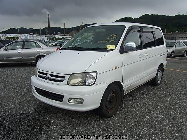 Used 1999 TOYOTA TOWNACE NOAH BF62996 for Sale