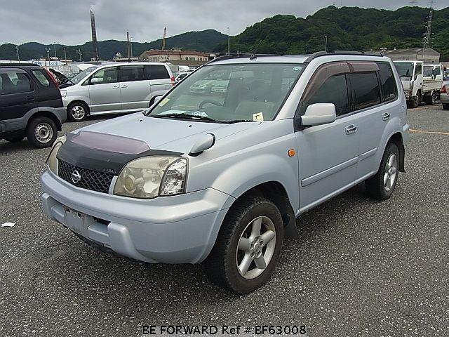 Used 2001 NISSAN X-TRAIL BF63008 for Sale