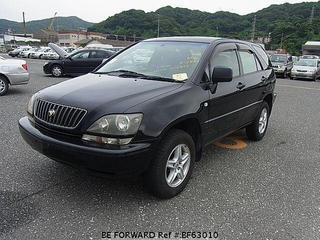 Used 1998 TOYOTA HARRIER BF63010 for Sale
