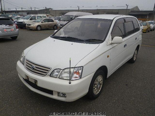 Used 1999 TOYOTA GAIA BF63046 for Sale