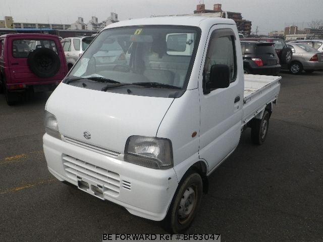 Used 1999 SUZUKI CARRY TRUCK BF63047 for Sale