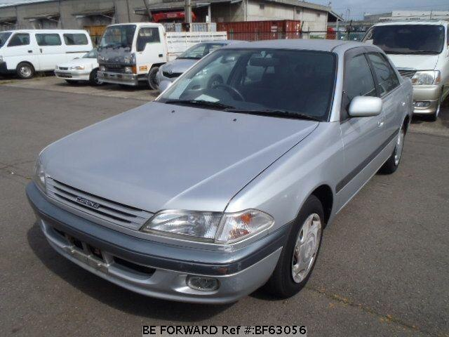 Used 1997 TOYOTA CARINA BF63056 for Sale