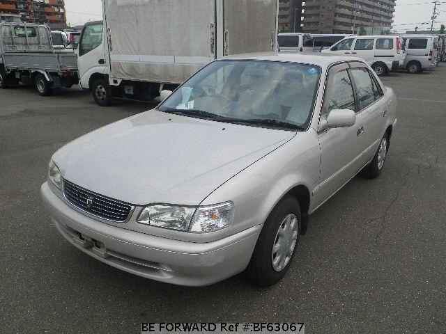 Used 1999 TOYOTA COROLLA SEDAN BF63067 for Sale