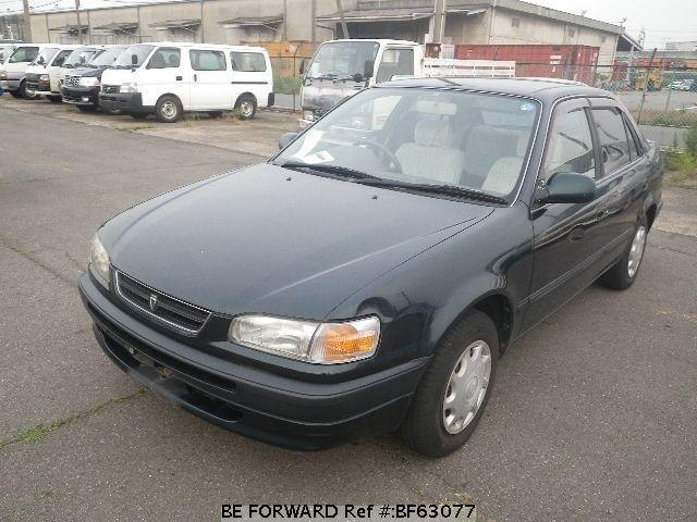Used 1995 TOYOTA COROLLA SEDAN BF63077 for Sale
