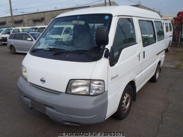 Used 2000 NISSAN VANETTE VAN BF63078 for Sale