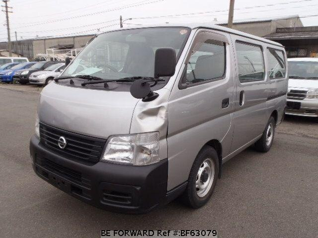 Used 2005 NISSAN CARAVAN VAN BF63079 for Sale