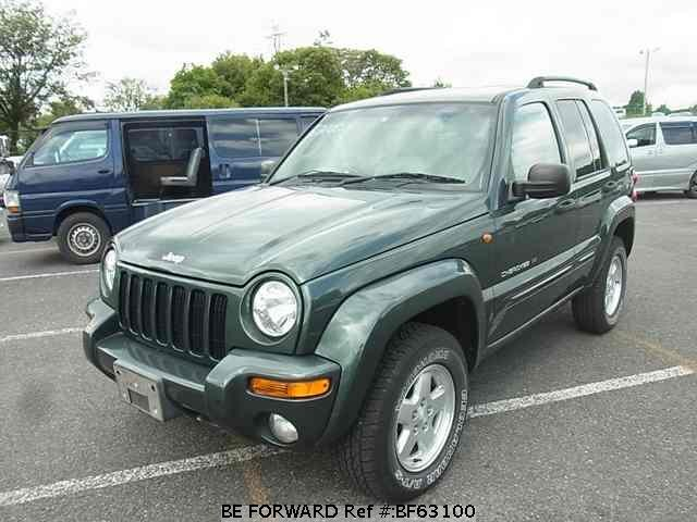 Used 2002 JEEP CHEROKEE BF63100 for Sale