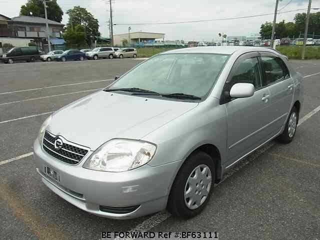 Used 2001 TOYOTA COROLLA SEDAN BF63111 for Sale