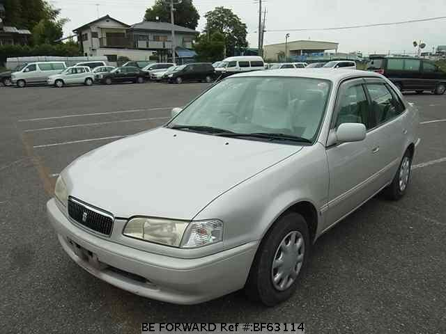 Used 1997 TOYOTA SPRINTER SEDAN BF63114 for Sale