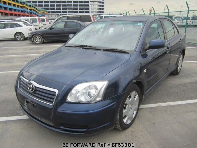 Used 2005 TMUK AVENSIS BF63301 for Sale