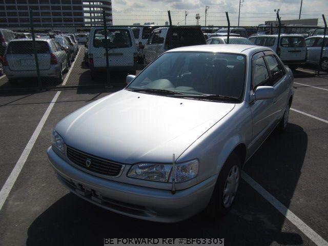Used 1997 TOYOTA COROLLA SEDAN BF63305 for Sale