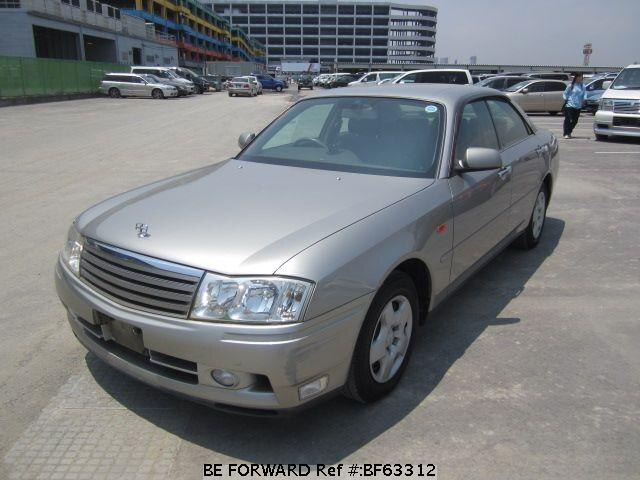 Used 1999 NISSAN GLORIA(SEDAN) BF63312 for Sale
