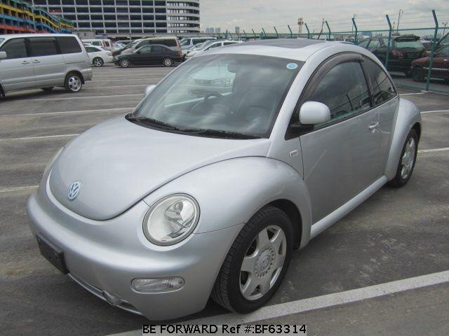 Used 2001 VOLKSWAGEN NEW BEETLE BF63314 for Sale
