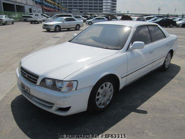 Used 1999 TOYOTA CHASER BF63315 for Sale