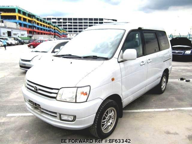 Used 1997 TOYOTA TOWNACE NOAH BF63342 for Sale