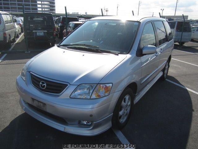 Used 2001 MAZDA MPV BF63360 for Sale