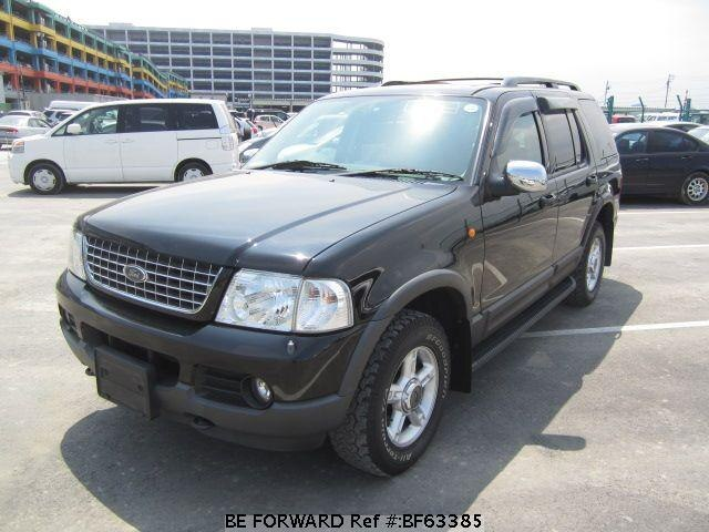 Used 2003 FORD EXPLORER BF63385 for Sale