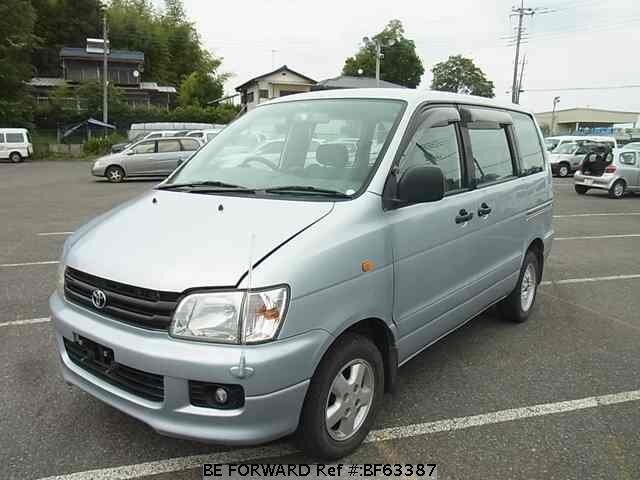 Used 1997 TOYOTA LITEACE NOAH BF63387 for Sale