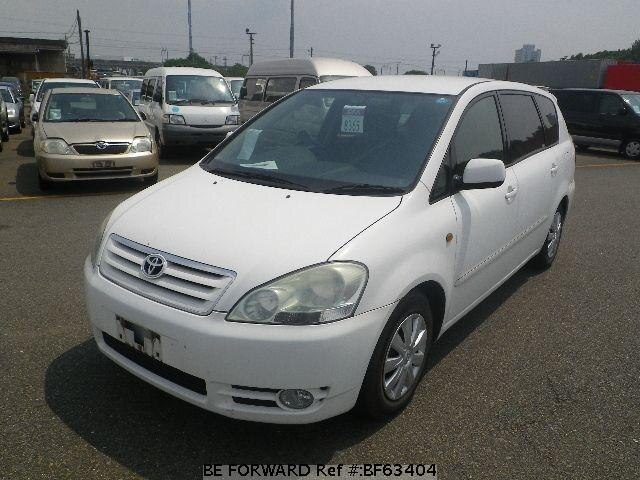 Used 2001 TOYOTA IPSUM BF63404 for Sale