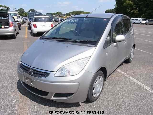 Used 2005 MITSUBISHI COLT BF63418 for Sale