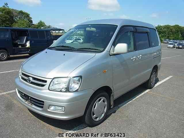 Used 2001 TOYOTA TOWNACE NOAH BF63423 for Sale