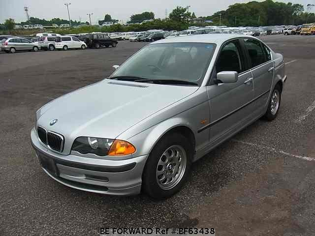 Used 2001 BMW 3 SERIES BF63438 for Sale