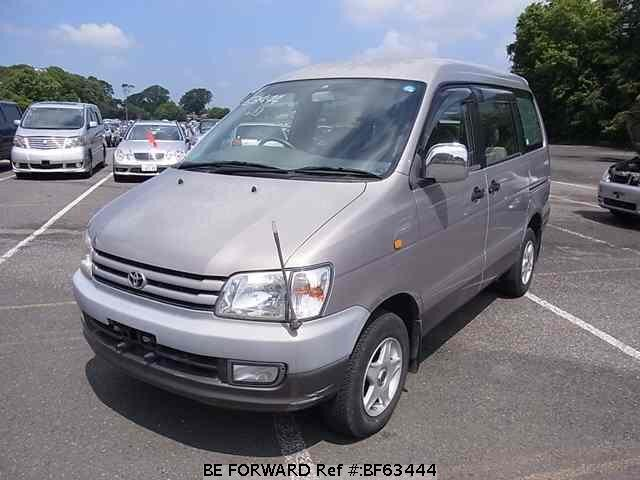 Used 1997 TOYOTA TOWNACE NOAH BF63444 for Sale