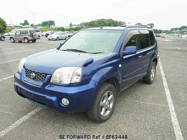 Used 2001 NISSAN X-TRAIL BF63448 for Sale