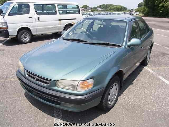Used 1995 TOYOTA COROLLA SEDAN BF63455 for Sale