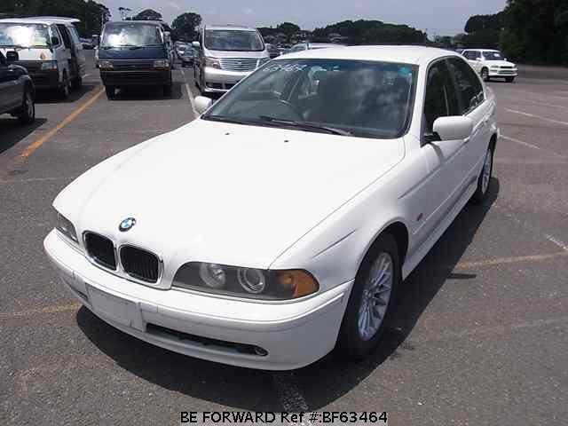 Used 2001 BMW 5 SERIES BF63464 for Sale