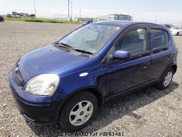 Used 2003 TOYOTA VITZ BF63481 for Sale