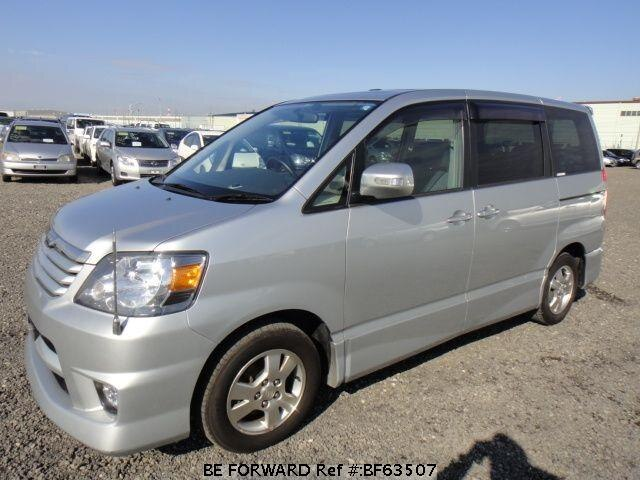 Used 2003 TOYOTA NOAH BF63507 for Sale