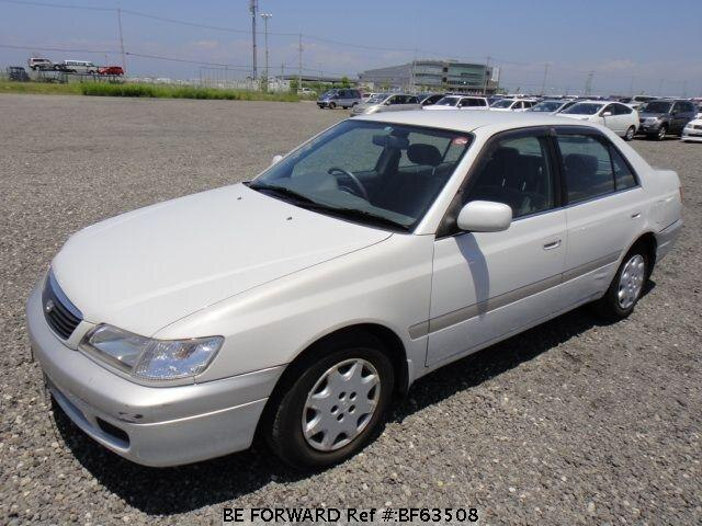 Used 1998 TOYOTA CORONA PREMIO BF63508 for Sale