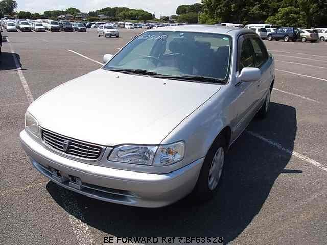 Used 1999 TOYOTA COROLLA SEDAN BF63528 for Sale