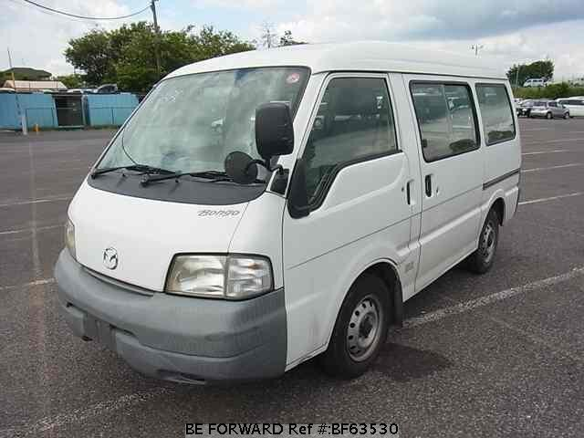 Used 2001 MAZDA BONGO VAN BF63530 for Sale