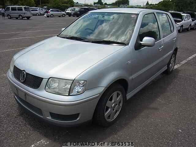 Used 2001 VOLKSWAGEN POLO BF63538 for Sale
