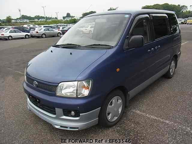 Used 1997 TOYOTA LITEACE NOAH BF63546 for Sale